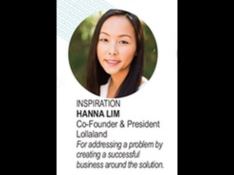 NAWBO LA Annual Leadership & Legacy Luncheon 2016 | Inspiration Award Acceptance Speech by Hanna Lim