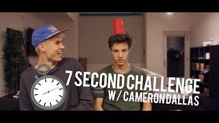 7 Second Challenge w/ Cameron Dallas