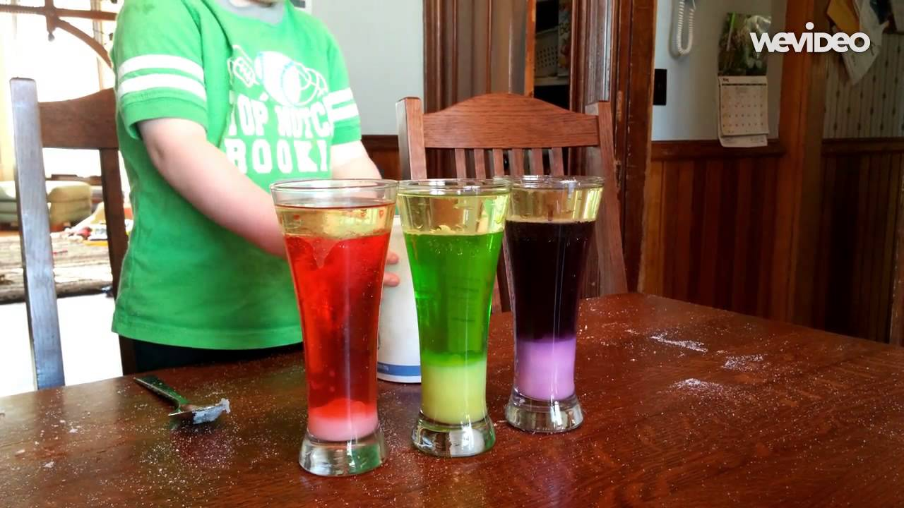 How To Make A Lava Lamp Without Alka Seltzer Youtube