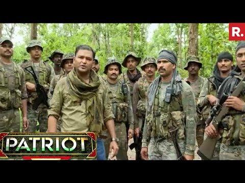 Major Gaurav Arya With Cobra Commandos | Patriot