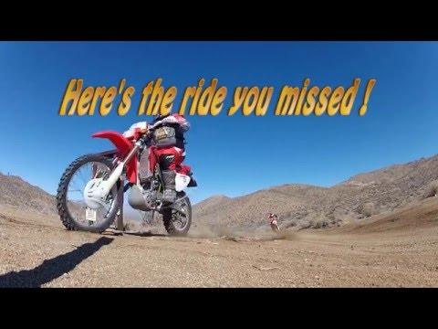 High Desert Off-Road 34 - Trail Ride thru the High Desert