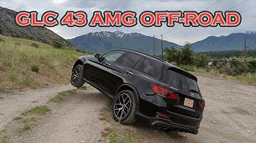 2020 Mercedes GLC 43 AMG Review and Off-Road!