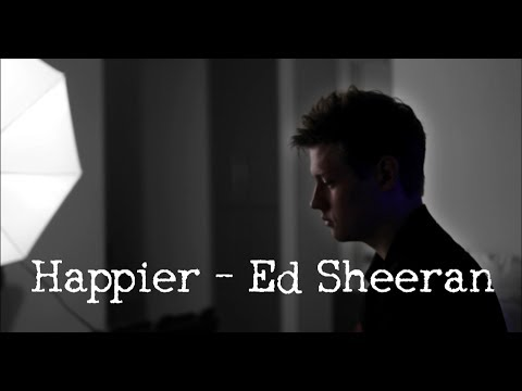 Singing Sundays: Happier by Ed Sheeran (Cover)