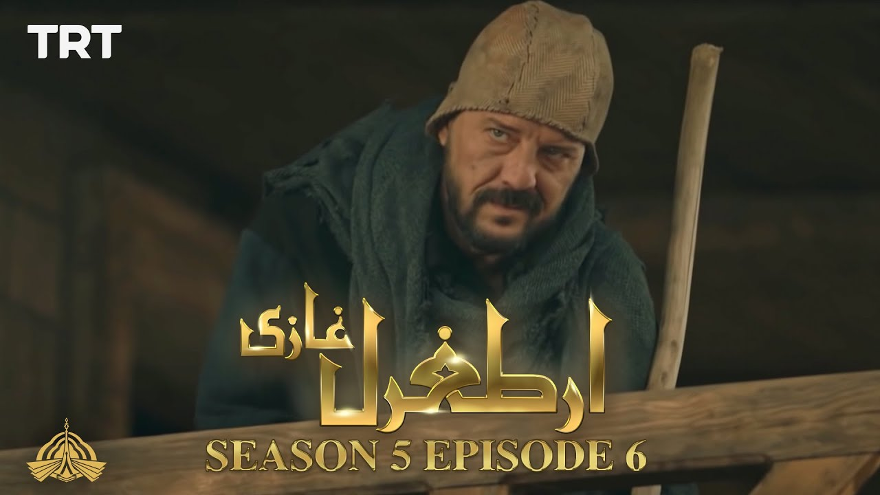 Download Ertugrul Ghazi Urdu | Episode 6| Season 5