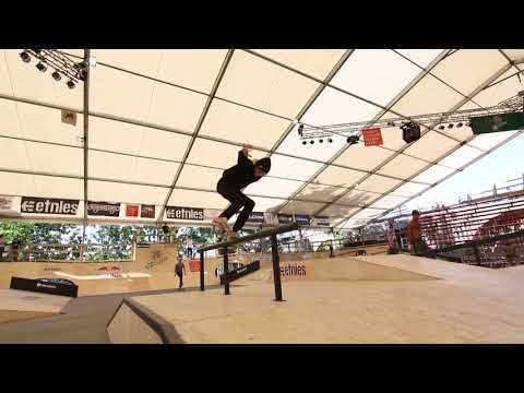 Skateboarder Keet Oldenbeuving Interview at Mystic Sk8 Cup 2018