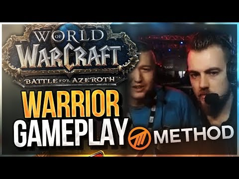 Battle for Azeroth Gameplay with Method Sco - New World of Warcraft Expansion
