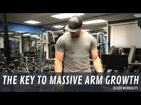 The Hardest Arm Workout You&#;ve Never Done | Building Greatness