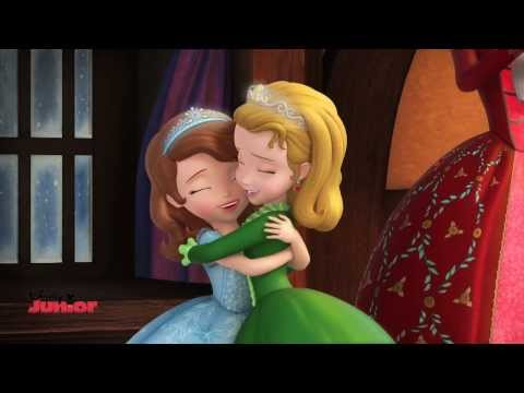 Sofia The First | Holiday In Enchancia: Peace And Joy Song | Disney Junior UK