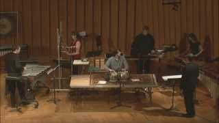 NIU Percussion Ensemble – Payton MacDonald – 1st Concerto for Tabla & Percussion Ensemble