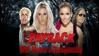 WWE Payback 2016: Natalya vs. Charlotte