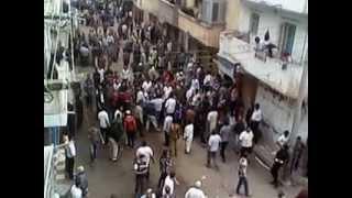 Repeat youtube video مشاجرة مركز أبوحمص  محافظة البحيرة 8/05/2013