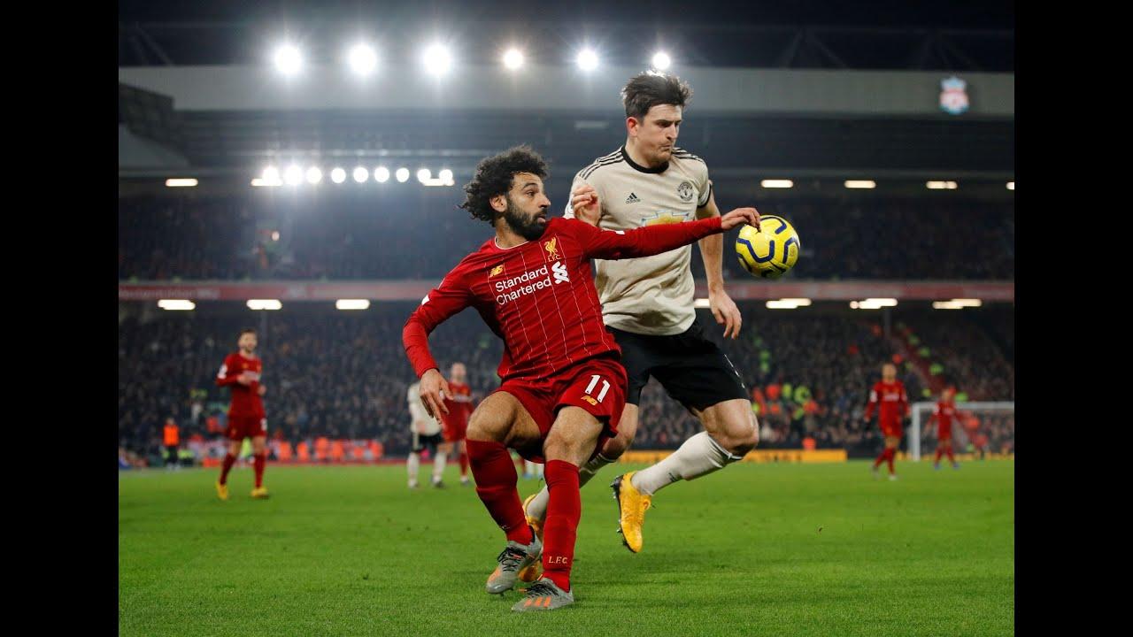قمة مباريات الجولة 19 من الدوري الإنجليزي بين اليونايتد و ليفربول  - 16:00-2021 / 1 / 17