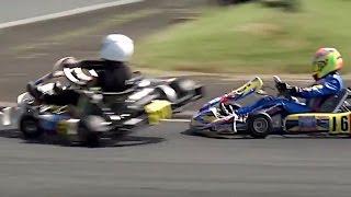 Super 1 Karting 2016: OK Classes, Shenington