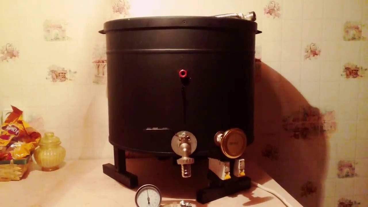 как подсоединить самогонный аппарат к водопроводу