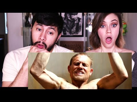 PAPILLON  Charlie Hunnam  Rami Malek  Trailer Reaction!