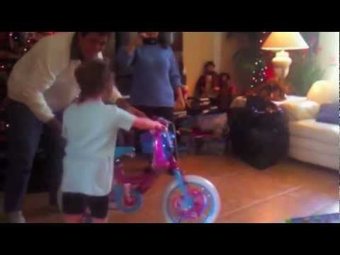 Lily's Walmart Christmas Commercial 2012