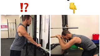 Shoulder Rehab: Serratus Activation