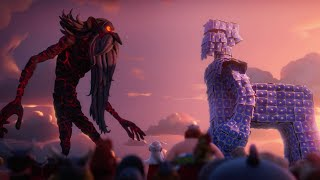 Astérix : Le Secret de la Potion Magique - L'Attaque du Village