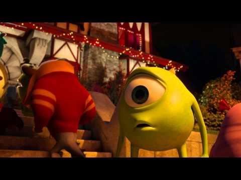 Trailer do filme Universidade Monstros