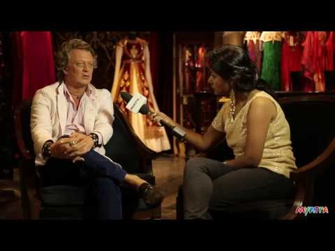 Rohit Bal talks about Delhi Influence on his Collection