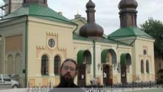 видео Выдубицкий монастырь - как доехать. Лечебница Выдубицкого монастыря
