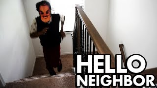 NEIGHBOR PLAYS HELLO NEIGHBOR | Hello Neighbor #7 [Beta Update]