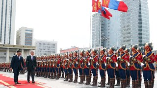 Official Visit to Mongolia