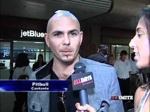 Pitbull Las Vegas