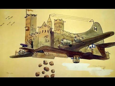 Слушать онлайн Бомбардировщики - песня американских лётчиков второй мировой войны радио версия