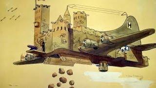 Знаменитые Самолёты -- Б-17 Летающая Крепость
