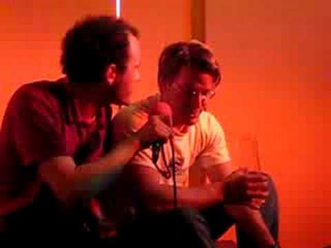 FH KOMM BB2011 - Karaoke Session @ RATPACK Vienna
