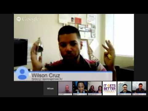 LGBTI in the Media Hangout (Uprising of Love)
