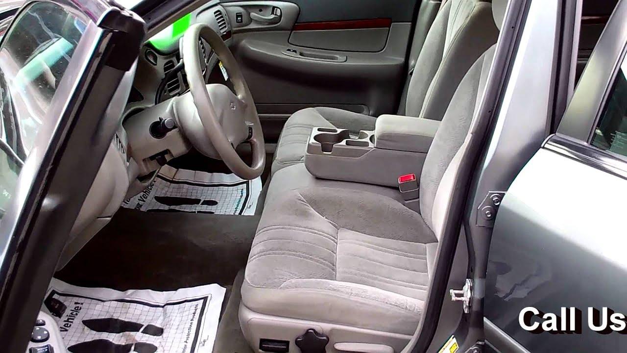 2004 Chevy Impala Sedan 4d V6 At Traction Control Loaded