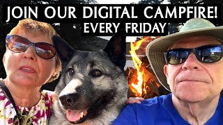 Latest RV Industry News & Updates | Digital Campfire with The Wendlands