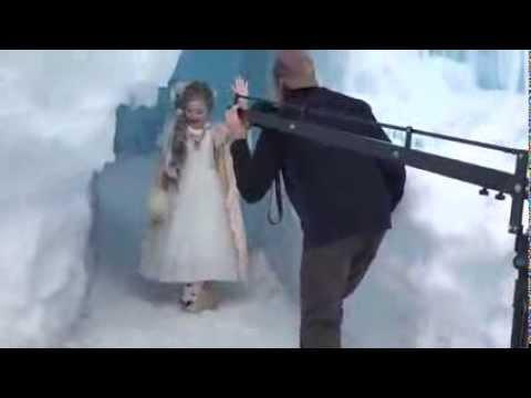 Making Of Let It Go  Frozen By Alex Boyé (Africanized) Ft On HD