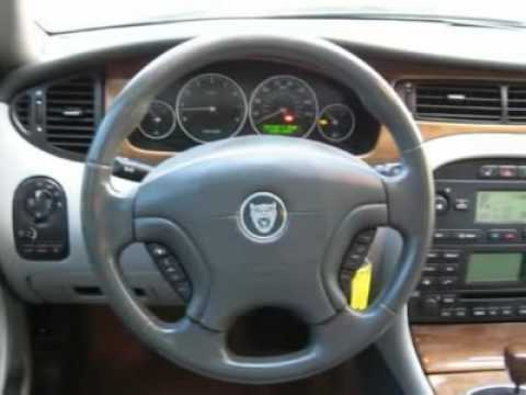 2002 Jaguar X Type Youtube