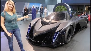 5000HP DEVEL SIXTEEN !!! * CRAZIEST SUPERCAR EVER*