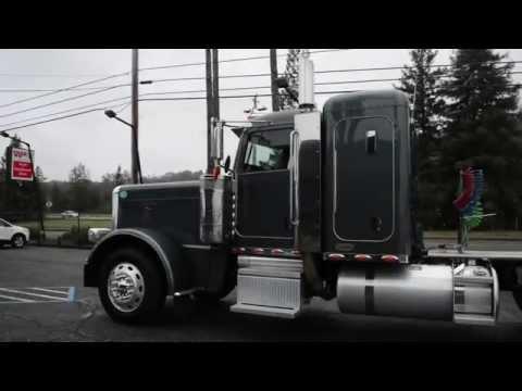 Used Peterbilt 389 Flat Top Sleeper │Charter & Company Truck Sales