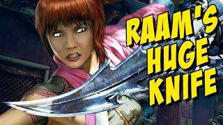 KNIFE THE SIZE OF KIM-WU: General Raam - Killer Instinct Online Matches