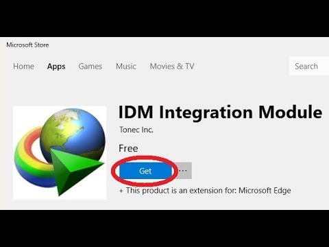 Adding IDM Extensions For All Browsers (Mozilla Firefox, Google Chrome, Microsoft Edge, Opera) 2018