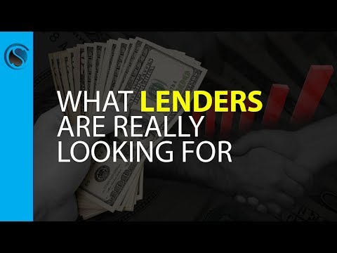 What Lenders  Review On Your Bank Statements