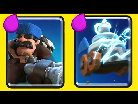 YES!!! Clash Royale *NEW* Update is here!! Hunter & Zappies