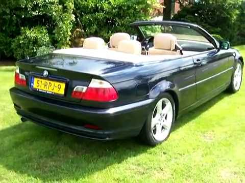 bmw 318ci cabrio facelift 02 verkocht t06 18847251 youtube. Black Bedroom Furniture Sets. Home Design Ideas