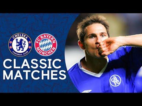 Chelsea 4-2 Bayern Munich   Lampard Double Sinks Bayern   Champions League Classic Highlights