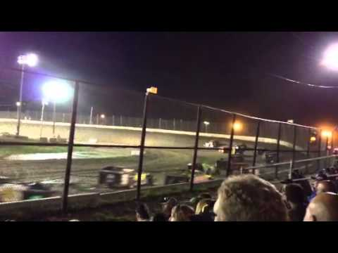 Kankakee County Speedway Missing Man Formation For Gary Coo