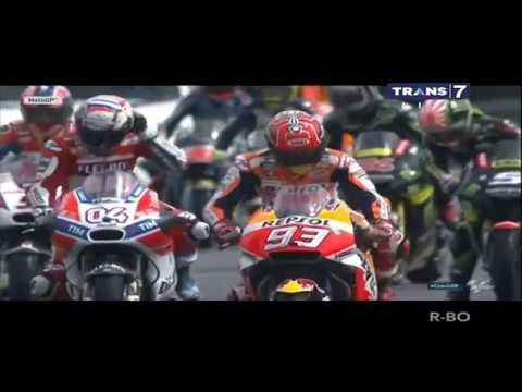 HASIL RACE MOTOGP BRNO 2017 #FULL RACE