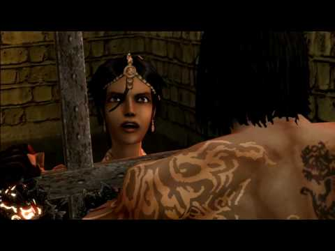 Let's Play The Prince of Persia: The Two Thrones! The Marketplace! (Part 7)