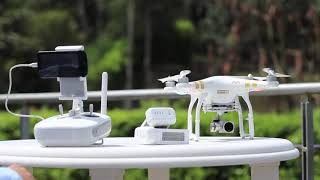 Taclla Mediciones con su propio drone!