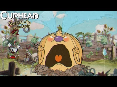 CupHead: He Got Them Solid Tears
