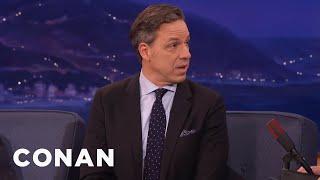 Jake Tapper On Trump's Chaotic Presidency  - CONAN on TBS